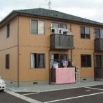 亘理町 賃貸アパート グリーンハーモニー・A棟201号室 1LDK 専有面積42㎡ 家賃52,000円