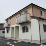 新築賃貸テラスハウス ソフィアソレイユ B棟 101  2LDK 家賃56,000円 共益費3,000円